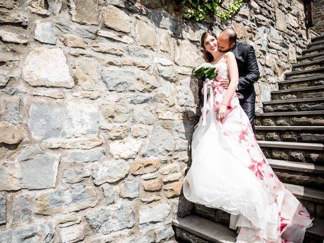 Il matrimonio di Alfonso e Sara a Romano di Lombardia, Bergamo 30