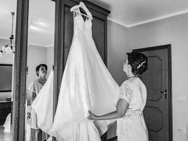 Il matrimonio di Raffaele e Maria Grazia a Futani, Salerno 10