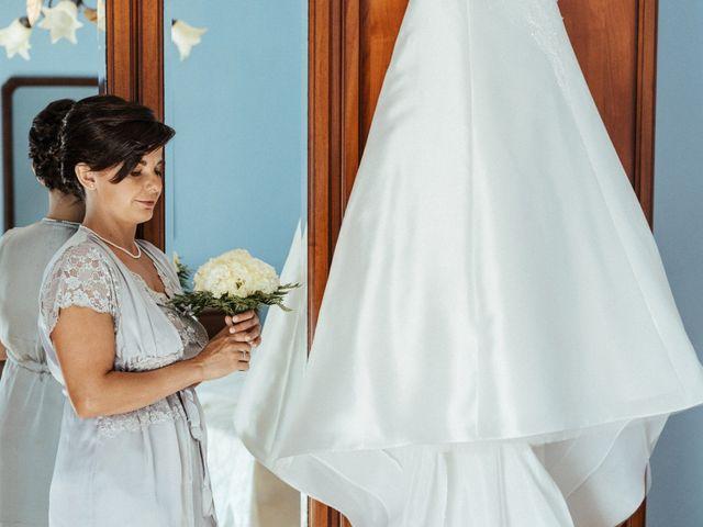 Il matrimonio di Raffaele e Maria Grazia a Futani, Salerno 13