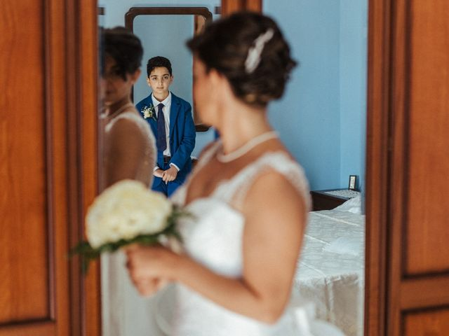 Il matrimonio di Raffaele e Maria Grazia a Futani, Salerno 22