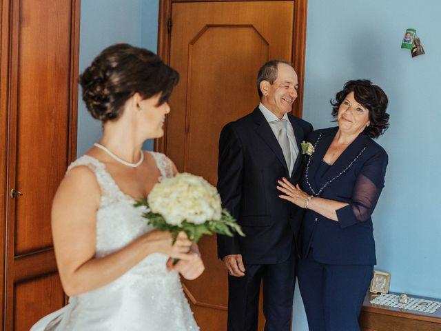 Il matrimonio di Raffaele e Maria Grazia a Futani, Salerno 27