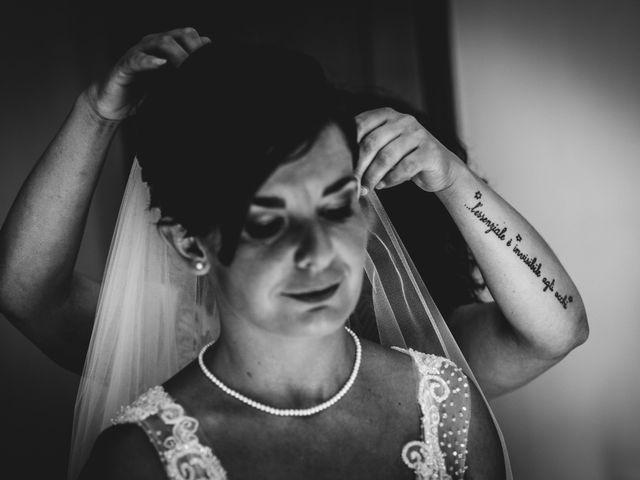 Il matrimonio di Raffaele e Maria Grazia a Futani, Salerno 31