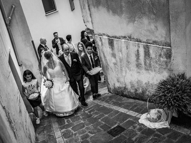 Il matrimonio di Raffaele e Maria Grazia a Futani, Salerno 33