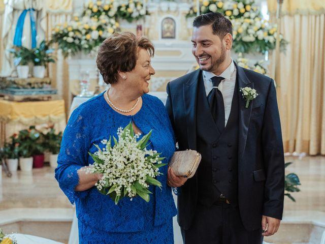 Il matrimonio di Raffaele e Maria Grazia a Futani, Salerno 34
