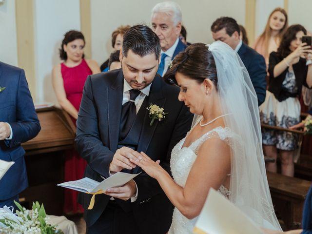 Il matrimonio di Raffaele e Maria Grazia a Futani, Salerno 35