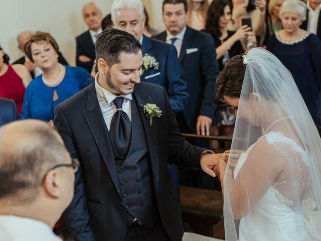 Il matrimonio di Raffaele e Maria Grazia a Futani, Salerno 36