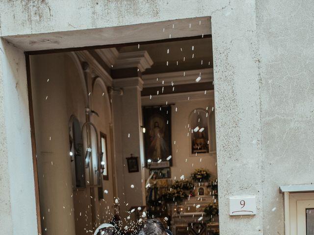 Il matrimonio di Raffaele e Maria Grazia a Futani, Salerno 39