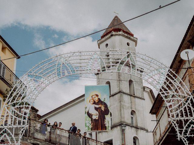 Il matrimonio di Raffaele e Maria Grazia a Futani, Salerno 41
