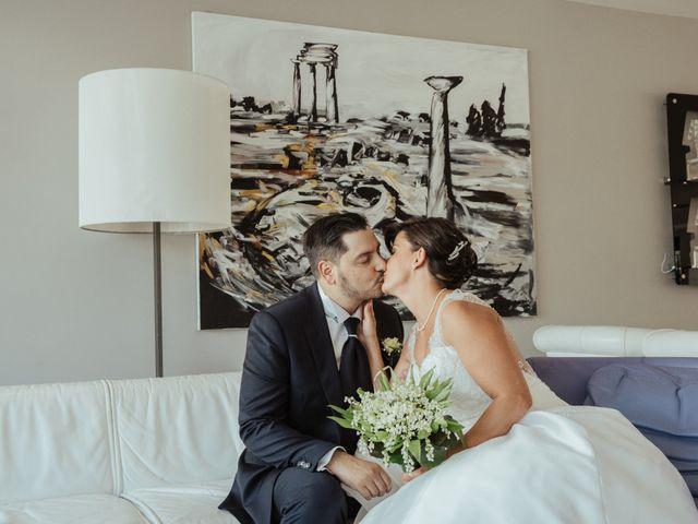 Il matrimonio di Raffaele e Maria Grazia a Futani, Salerno 45