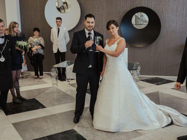 Il matrimonio di Raffaele e Maria Grazia a Futani, Salerno 48