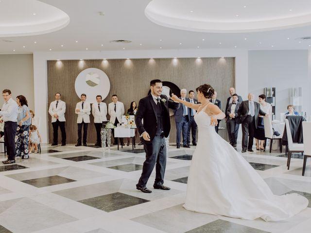 Il matrimonio di Raffaele e Maria Grazia a Futani, Salerno 52