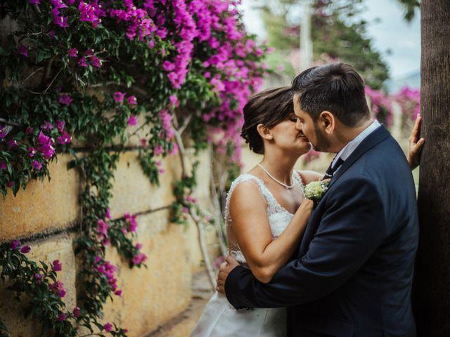 Il matrimonio di Raffaele e Maria Grazia a Futani, Salerno 53