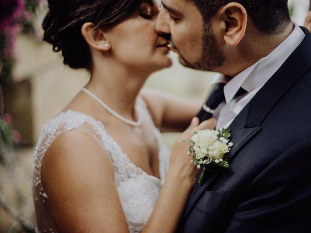 Il matrimonio di Raffaele e Maria Grazia a Futani, Salerno 54
