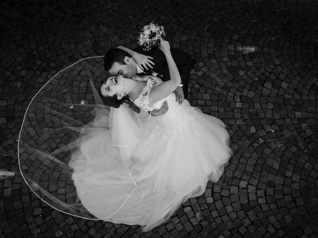 Le nozze di Mara e Daniele