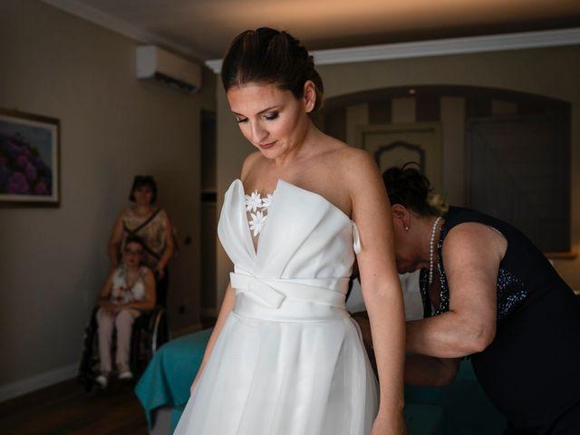 Il matrimonio di Daniele e Ester a Roppolo, Biella 34