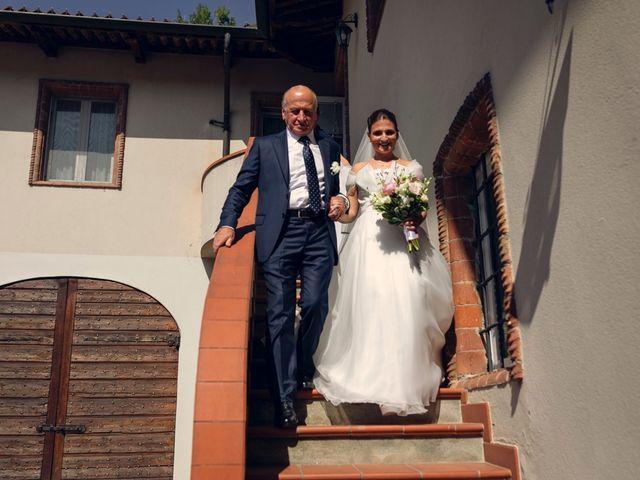 Il matrimonio di Daniele e Ester a Roppolo, Biella 40