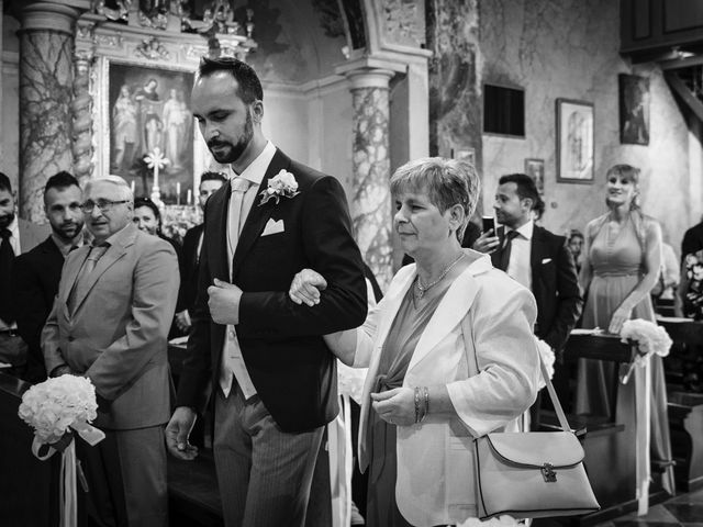Il matrimonio di Daniele e Ester a Roppolo, Biella 41