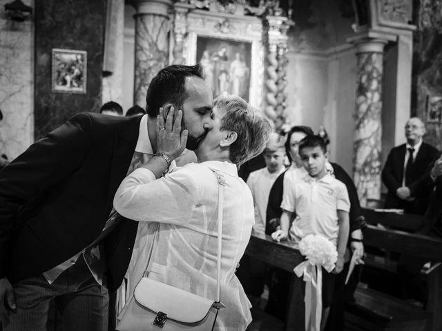 Il matrimonio di Daniele e Ester a Roppolo, Biella 42