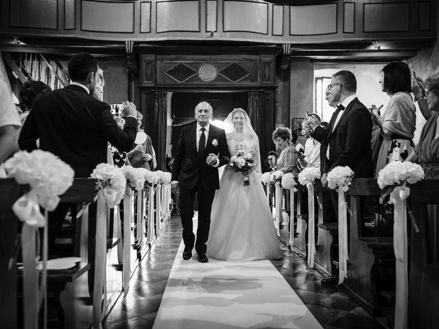 Il matrimonio di Daniele e Ester a Roppolo, Biella 47