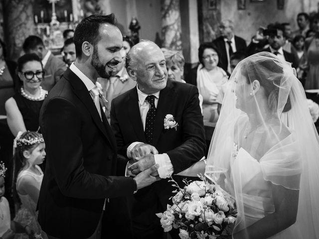 Il matrimonio di Daniele e Ester a Roppolo, Biella 48