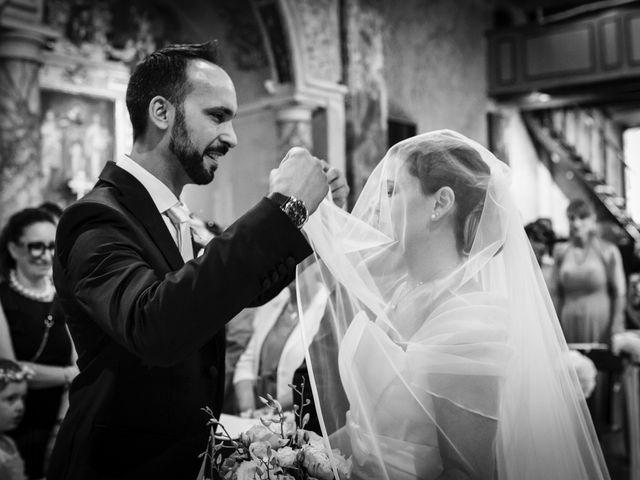 Il matrimonio di Daniele e Ester a Roppolo, Biella 49