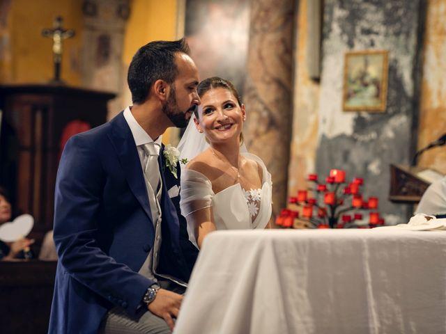 Il matrimonio di Daniele e Ester a Roppolo, Biella 51