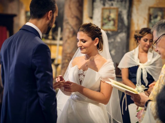 Il matrimonio di Daniele e Ester a Roppolo, Biella 52