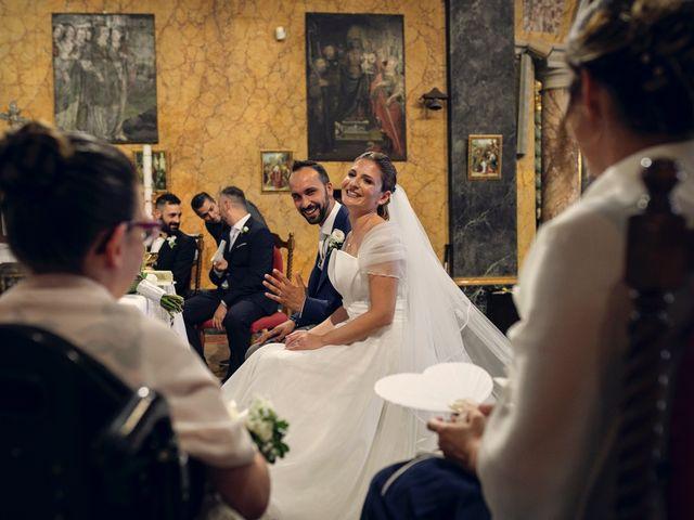 Il matrimonio di Daniele e Ester a Roppolo, Biella 53