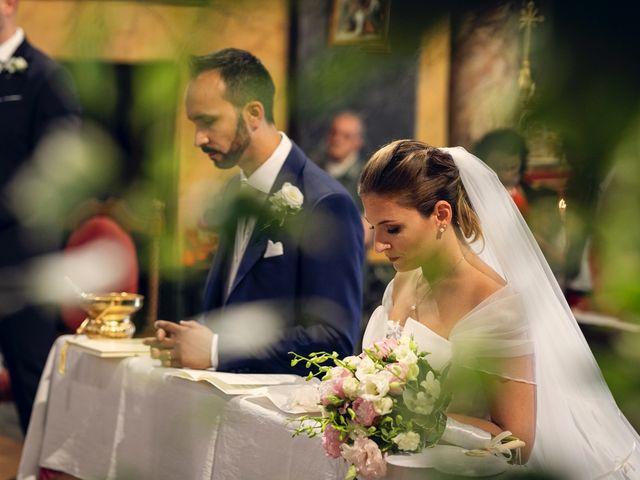 Il matrimonio di Daniele e Ester a Roppolo, Biella 54