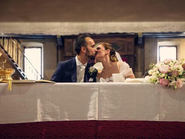 Il matrimonio di Daniele e Ester a Roppolo, Biella 55