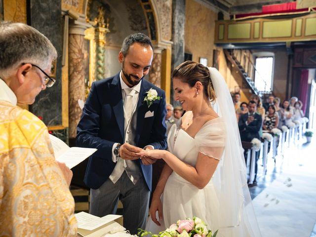Il matrimonio di Daniele e Ester a Roppolo, Biella 56