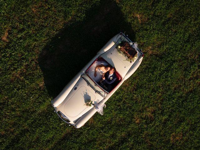 Il matrimonio di Daniele e Ester a Roppolo, Biella 59