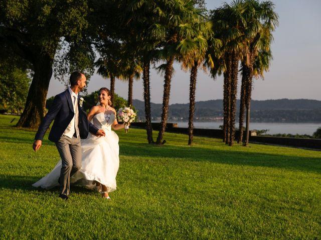 Il matrimonio di Daniele e Ester a Roppolo, Biella 63
