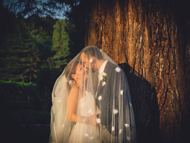 Il matrimonio di Daniele e Ester a Roppolo, Biella 67