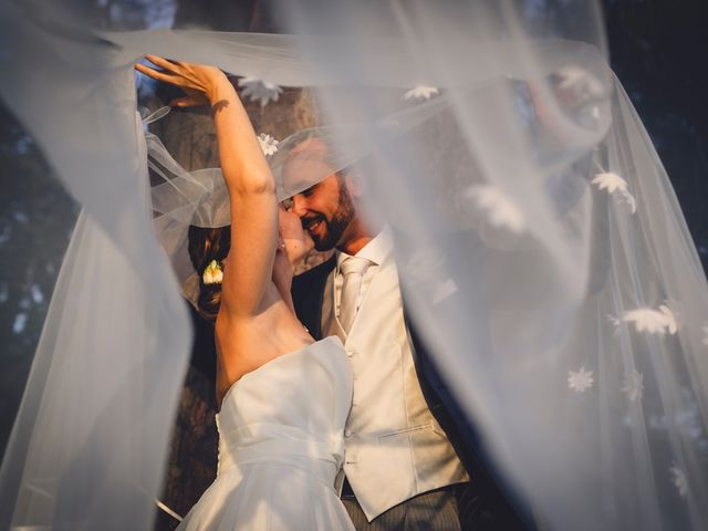 Il matrimonio di Daniele e Ester a Roppolo, Biella 68
