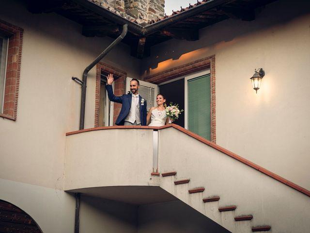 Il matrimonio di Daniele e Ester a Roppolo, Biella 70