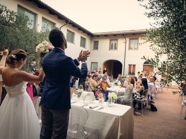 Il matrimonio di Daniele e Ester a Roppolo, Biella 72