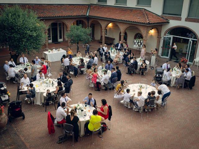Il matrimonio di Daniele e Ester a Roppolo, Biella 73