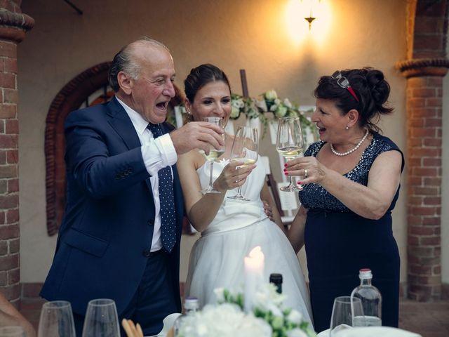 Il matrimonio di Daniele e Ester a Roppolo, Biella 75