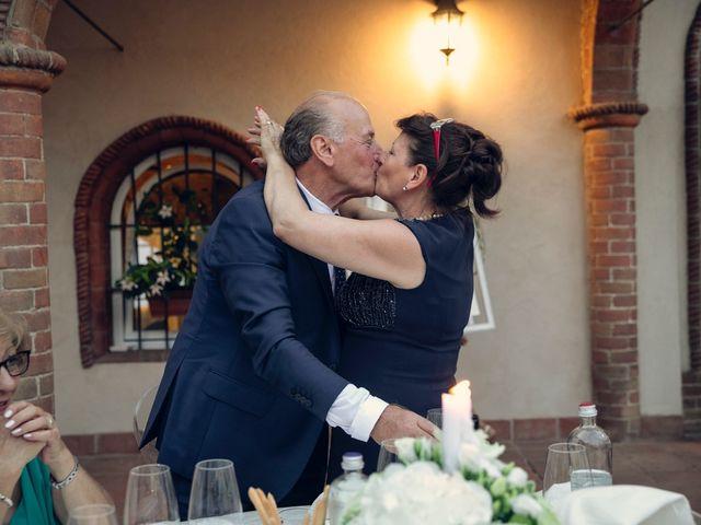 Il matrimonio di Daniele e Ester a Roppolo, Biella 76