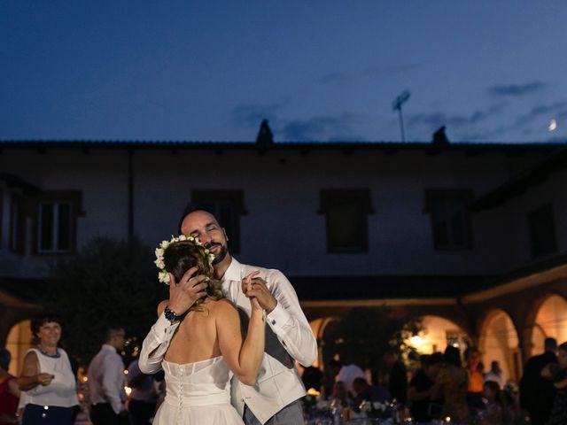 Il matrimonio di Daniele e Ester a Roppolo, Biella 77