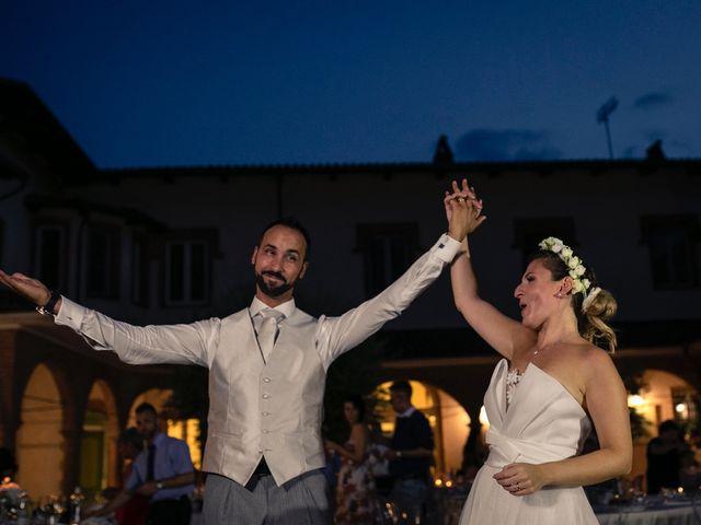 Il matrimonio di Daniele e Ester a Roppolo, Biella 78