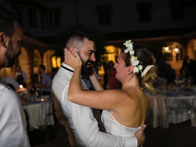 Il matrimonio di Daniele e Ester a Roppolo, Biella 79
