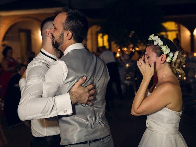 Il matrimonio di Daniele e Ester a Roppolo, Biella 81