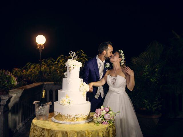 Il matrimonio di Daniele e Ester a Roppolo, Biella 83