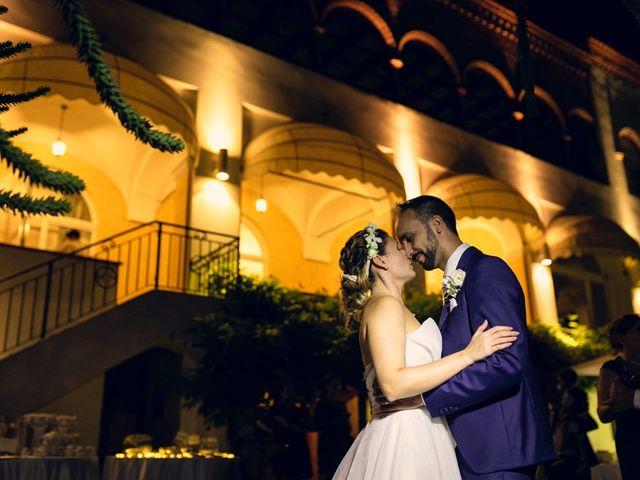 Il matrimonio di Daniele e Ester a Roppolo, Biella 87