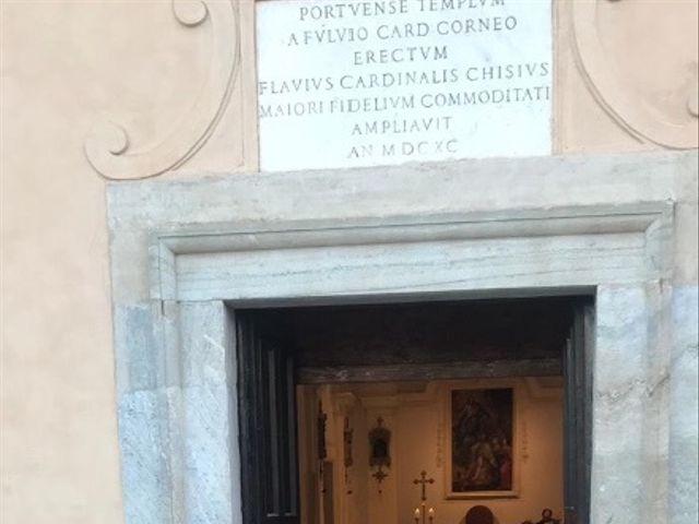 Il matrimonio di Francesco e Sabrina  a Fiumicino, Roma 3