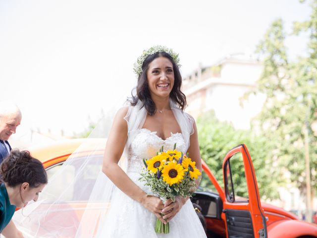 Il matrimonio di Giorgio e Nadine a Cremona, Cremona 21