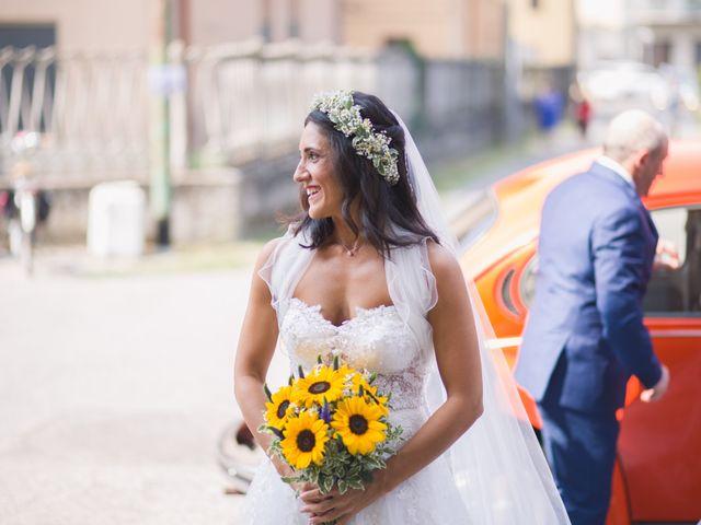 Il matrimonio di Giorgio e Nadine a Cremona, Cremona 25