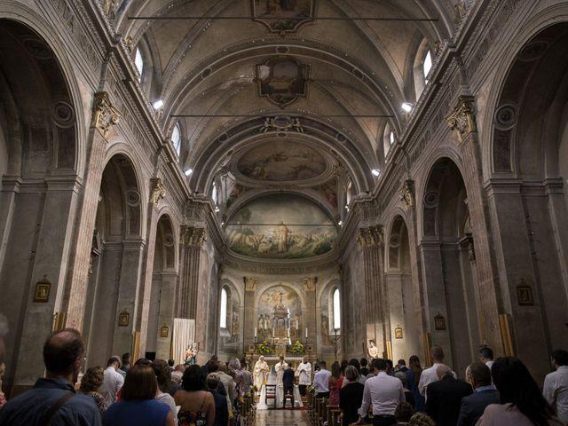 Il matrimonio di Giorgio e Nadine a Cremona, Cremona 26